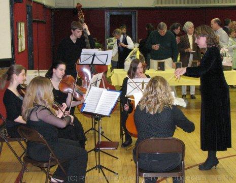 The St John S String Ensemble Silent Auction